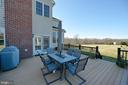 Deck View 2 - 37894 ST FRANCIS CT, PURCELLVILLE