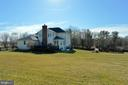 Back Elevation - 37894 ST FRANCIS CT, PURCELLVILLE
