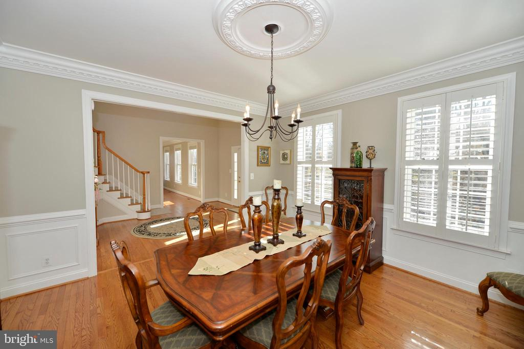 Dining Room View 2 - 37894 ST FRANCIS CT, PURCELLVILLE