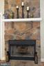 Family Room Fireplace - 37894 ST FRANCIS CT, PURCELLVILLE