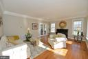 Spacious Formal Living Room - 37894 ST FRANCIS CT, PURCELLVILLE