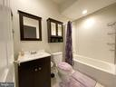 Lower Level Full Bath - 37894 ST FRANCIS CT, PURCELLVILLE