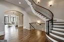 2- Story Foyer - 1418 KIRBY RD, MCLEAN