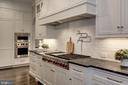 Kitchen - 1418 KIRBY RD, MCLEAN