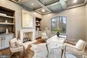Library/ Study - 1418 KIRBY RD, MCLEAN