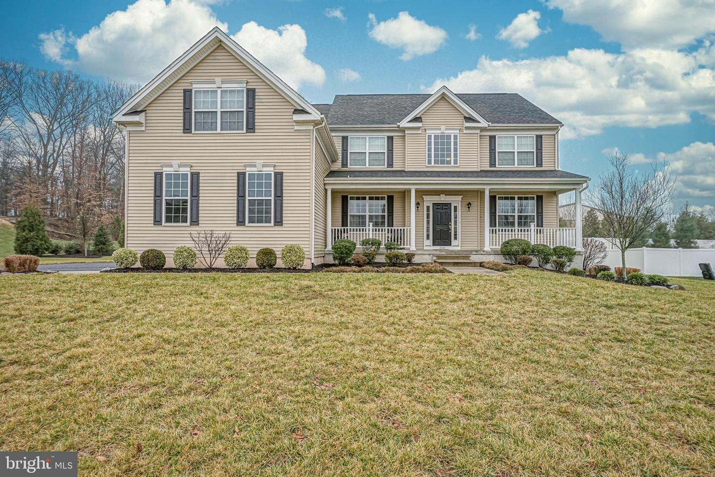 Photo of home for sale at 208 Winterwood Lane, Mullica Hill NJ