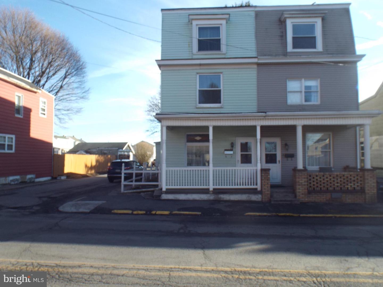 Single Family Homes voor Verkoop op Frackville, Pennsylvania 17931 Verenigde Staten