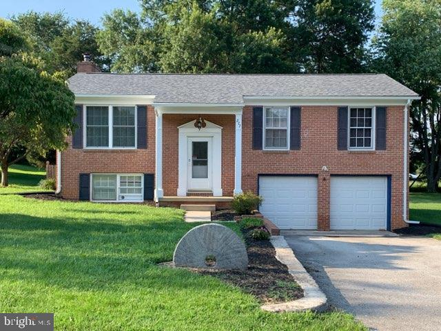 Reduced $12,000!  Seller has relocated & they are motivated to sell! This all brick home is move-in ready! Over 1800 sqft of living space, including finished lower level that includes family room, an additional bedroom & bathroom with walk-in shower! Updates through out home that have been completed in the last few years. Carpet removed to expose original hardwood floors. New kitchen, updated bathrooms, new doors, new roof, new gutters, newly stained deck leading to above ground pool. Nice, large yard and just minutes from Shepherdstown! Room in lower level could be 4th bedroom, however septic is 3 bedroom.