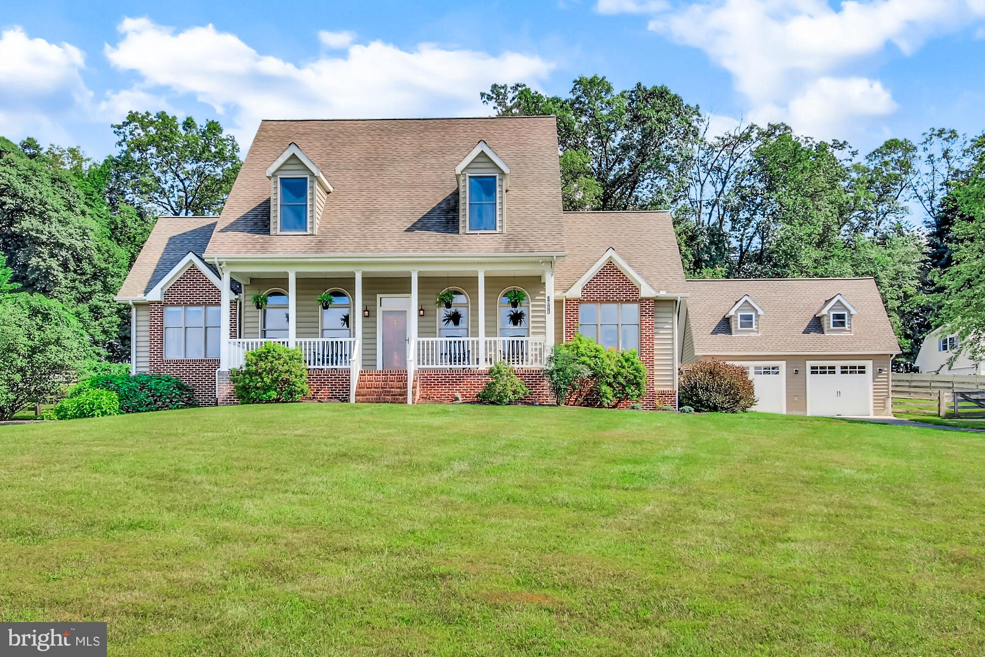2911 DUNCAN ROAD, WHITE HALL, MD 21161
