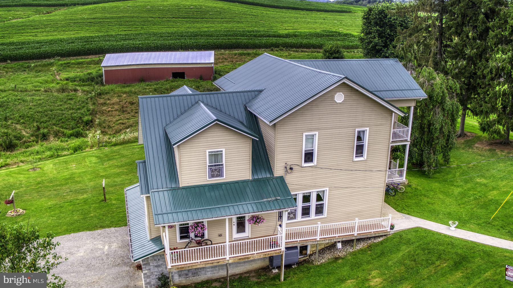 273 MCVICKER ROAD, STOYSTOWN, PA 15563