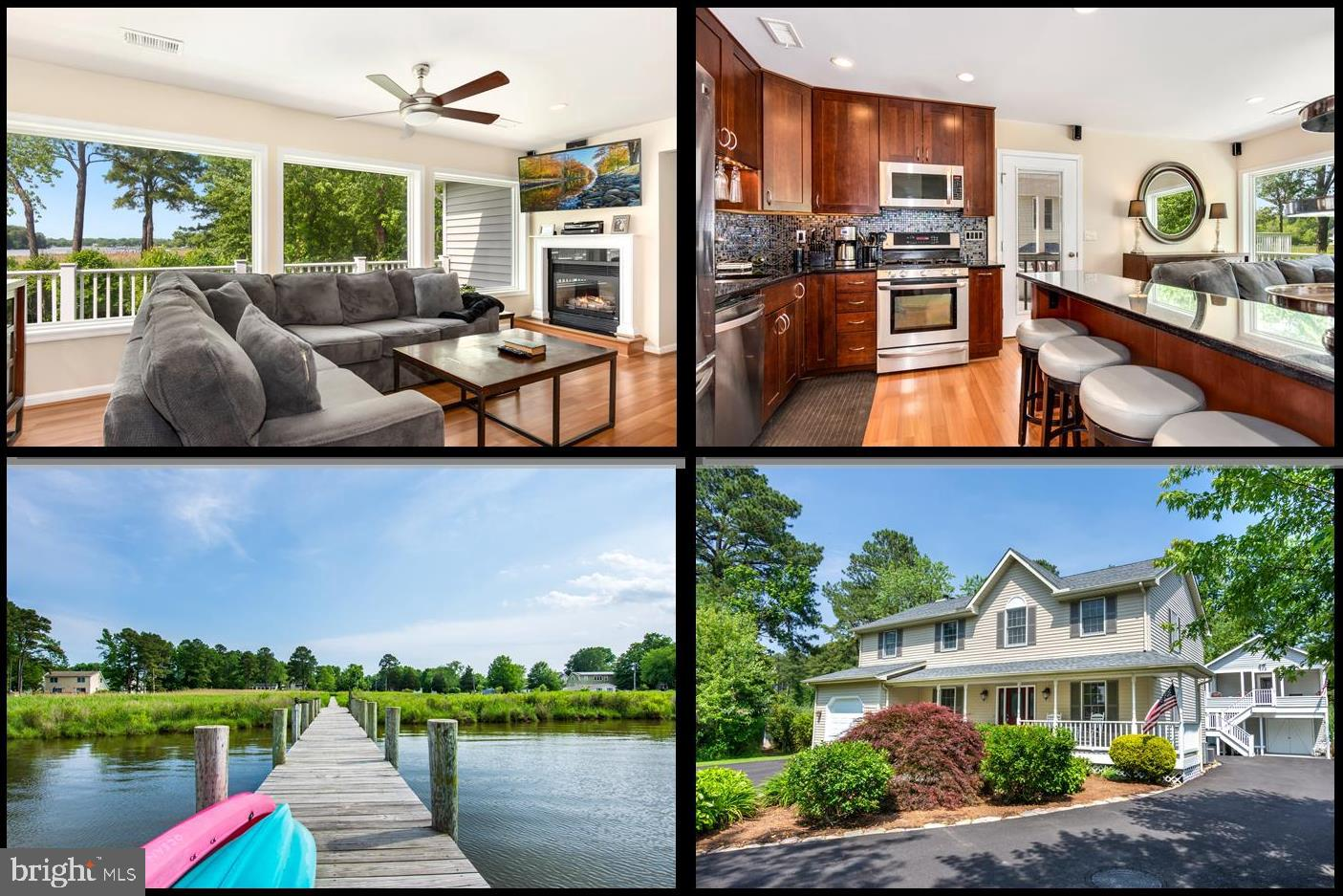 114 PARKS ROAD, CHESTER, MD 21619