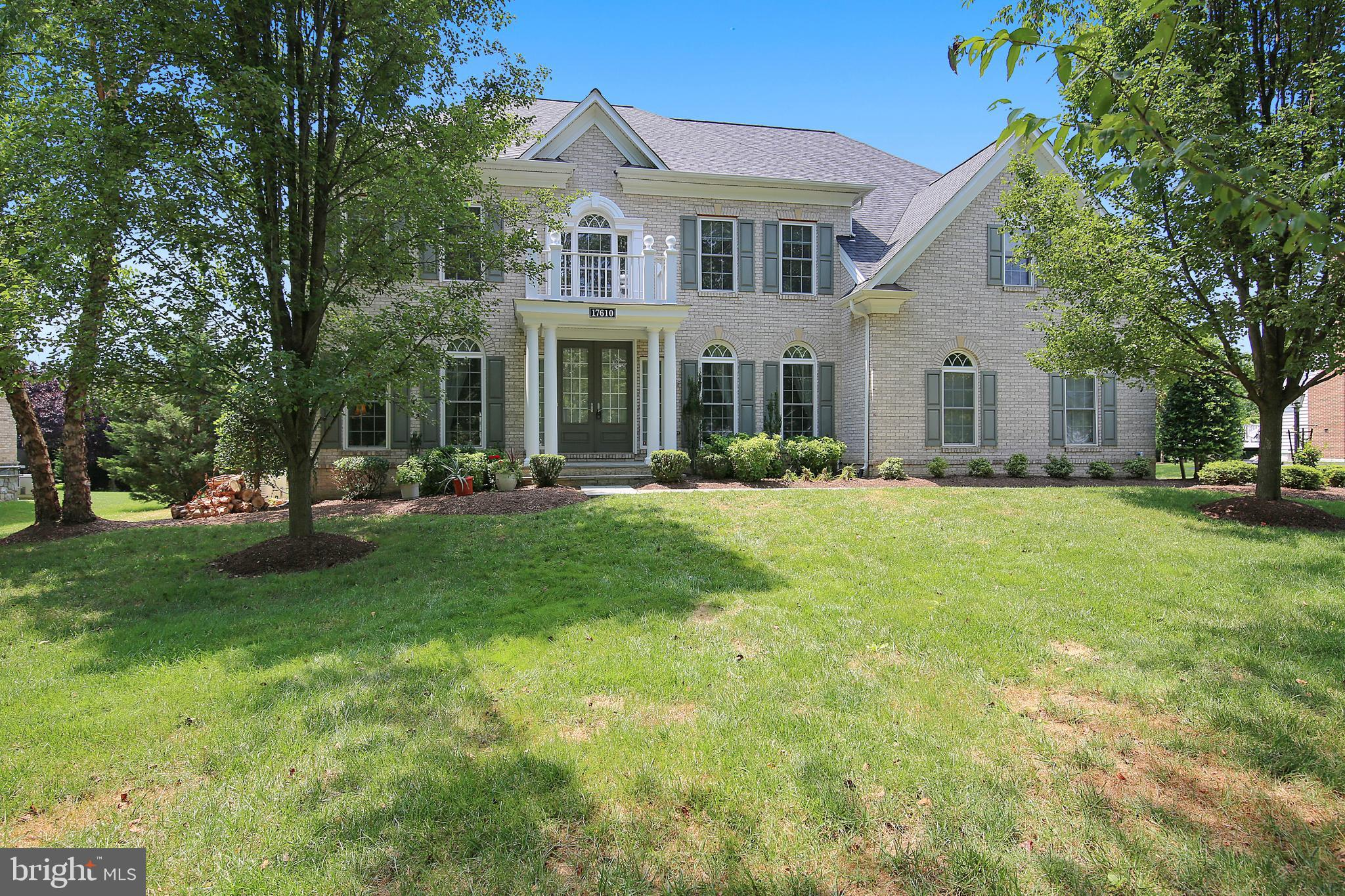 17610 AUBURN VILLAGE DRIVE, SANDY SPRING, MD 20860