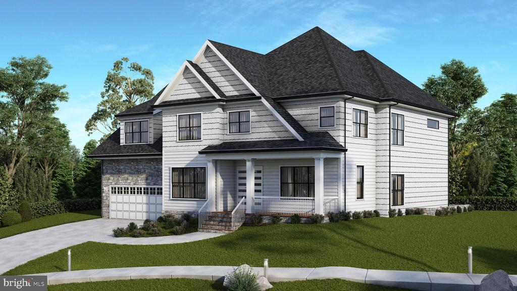 Spectacular new home to be built by a premier local builder. 6 Bedrooms, 6 full and 2 half Bathrooms, approximately 7300 sure feet. This home will include a gourmet chef's kitchen with oversized island and breakfast nook,   main floor bedroom suite, spacious bedrooms with walk-in closets and en suite full bathrooms including the stunning master bedroom featuring spa like en-suite with luxurious soaking tub and double vanities; the fully-finished lower features recreation room , media room and bedroom suite, quality finishes and custom touches throughout! Purchaser has time to customize and choose finishes.