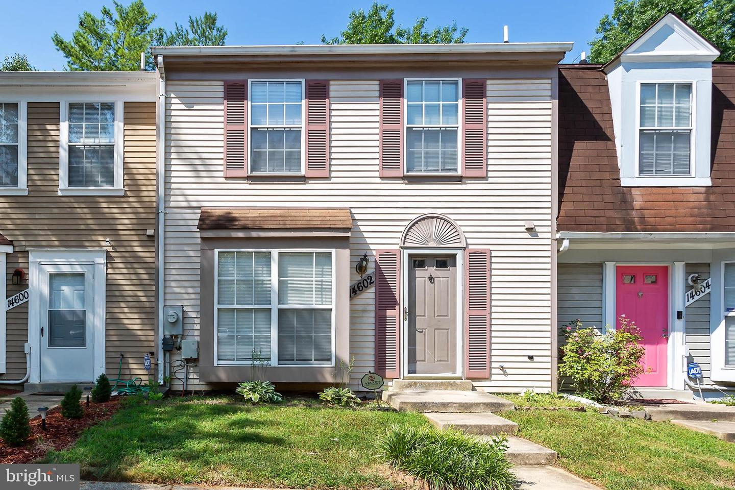 14602 London Ln Bowie Md Townhome Property Listing