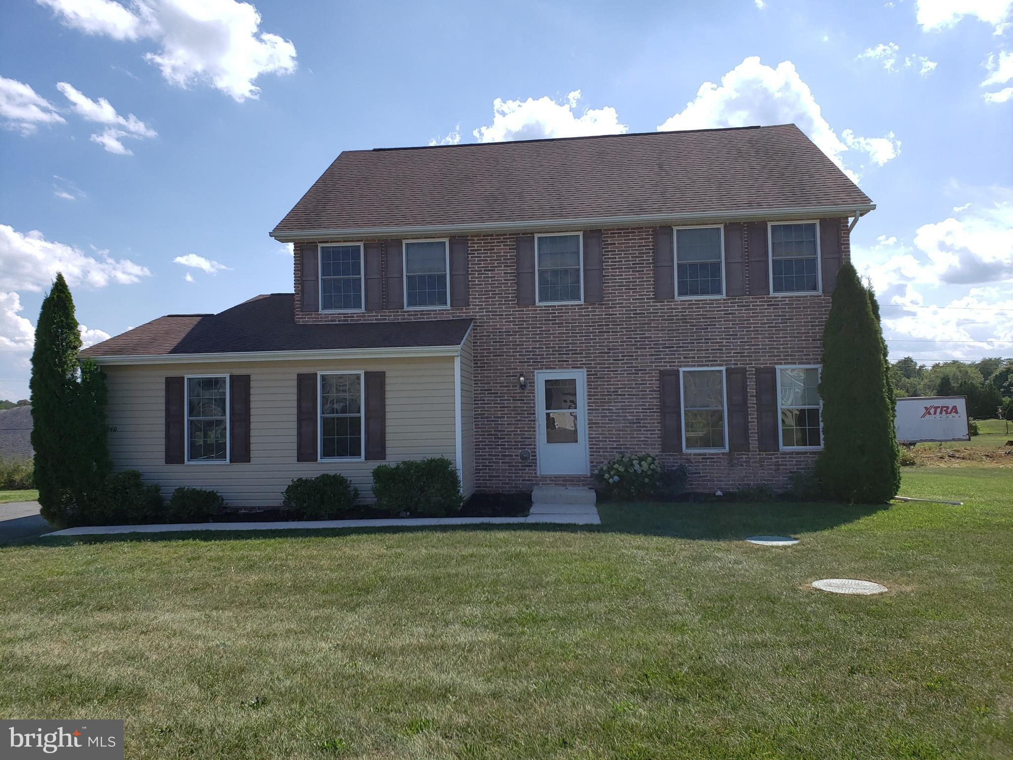 6040 BETTEKER LANE, SAINT THOMAS, PA 17252