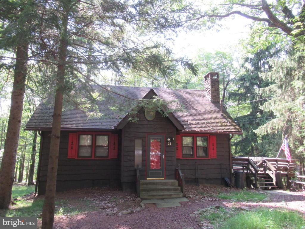 21 Forest Drive, Lake Harmony, PA 18624
