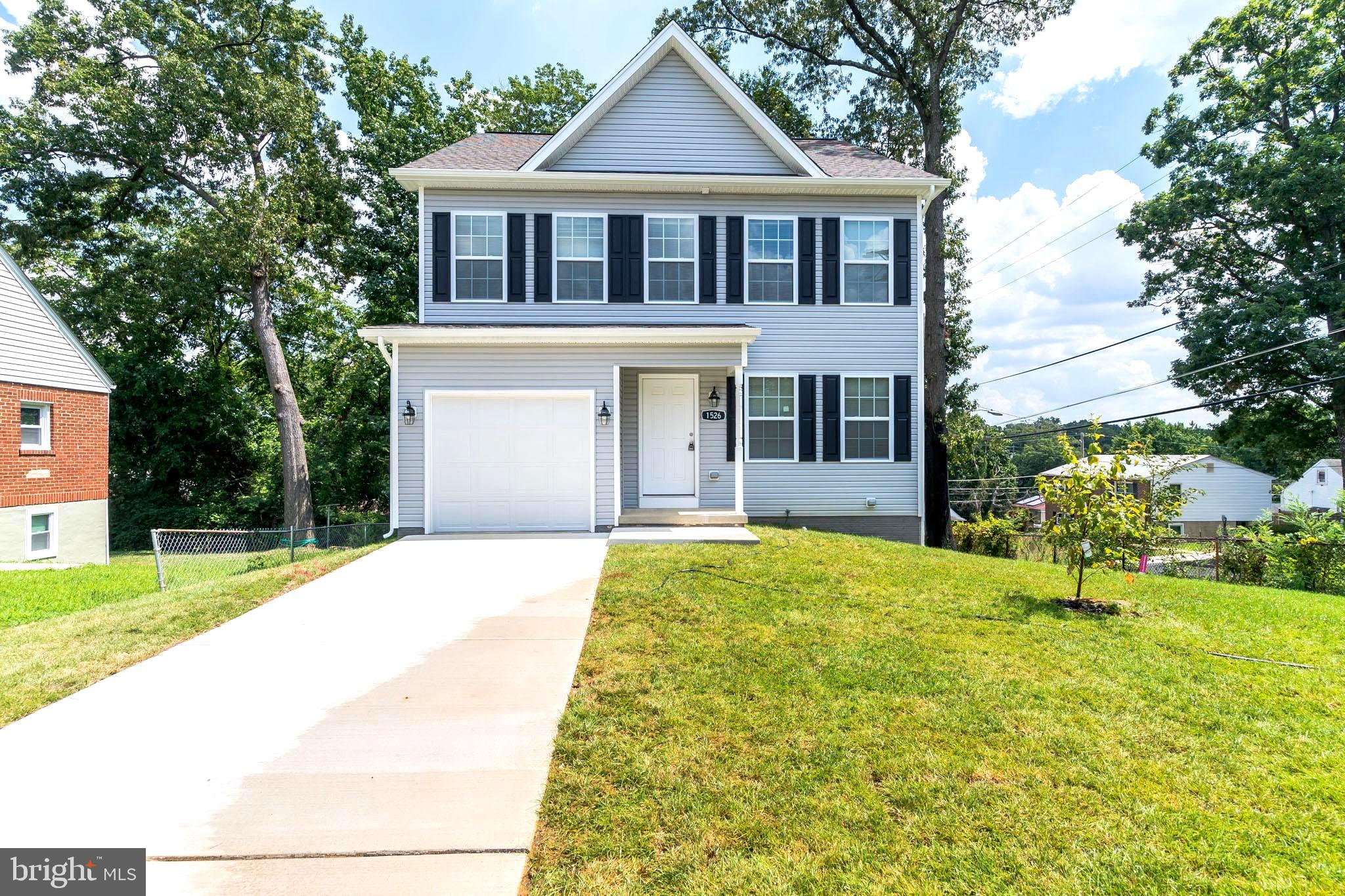 1526 PACIFIC AVENUE, CAPITOL HEIGHTS, MD 20743
