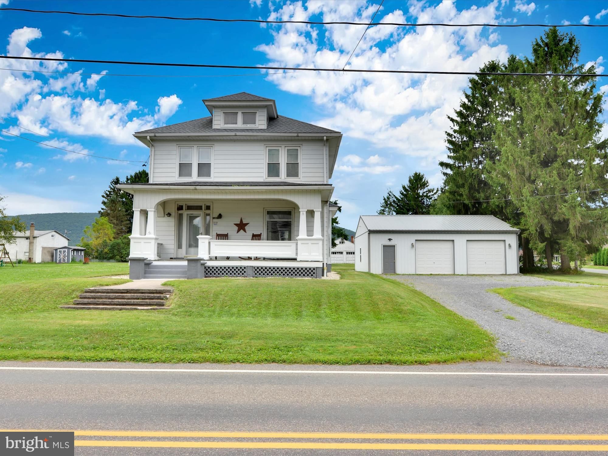 1465 W MAIN STREET, VALLEY VIEW, PA 17983
