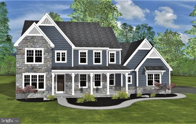 Lot 12 Rivendell Model WEST FORREST AVENUE, SHREWSBURY, PA 17361