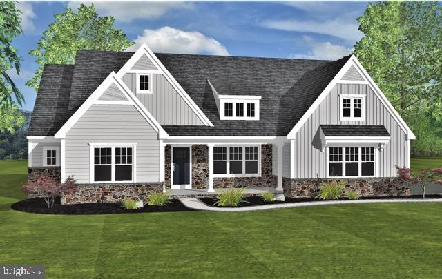Lot 8 Southpoint Model WEST FORREST AVENUE, SHREWSBURY, PA 17361