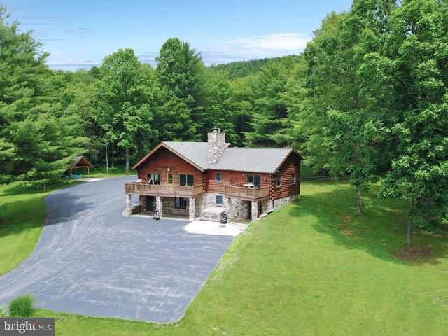543 OLD LANCASTER VALLEY ROAD, MCCLURE, PA 17841