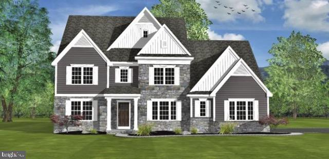 Lot 9 Portland Model WEST FORREST AVENUE, SHREWSBURY, PA 17361
