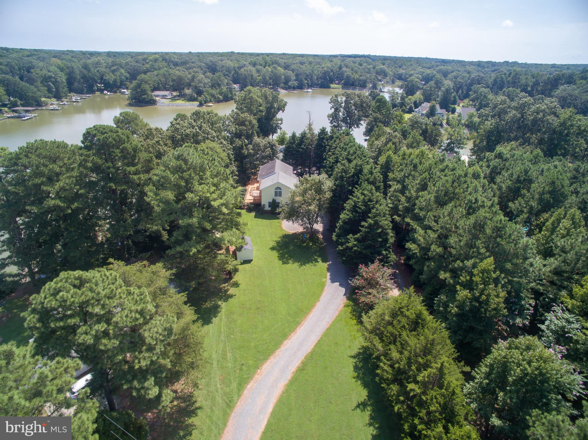 682 GREENFIELD POINT DRIVE, REEDVILLE, VA 22539