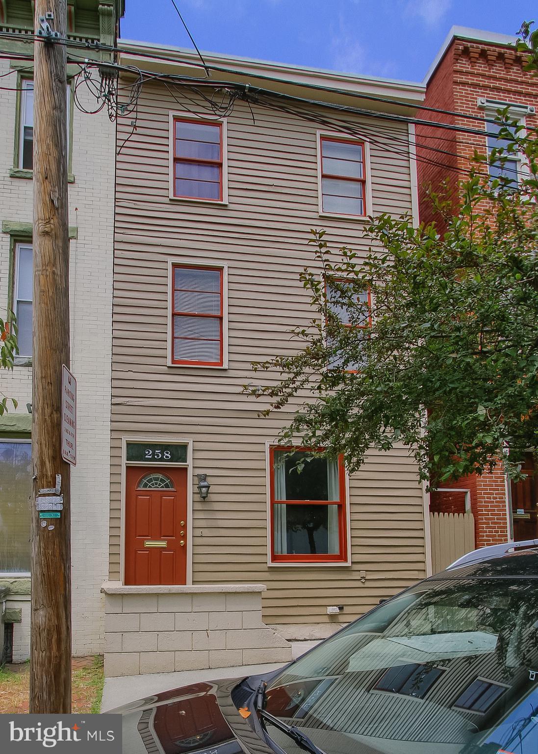 258 CALDER STREET, HARRISBURG, PA 17102