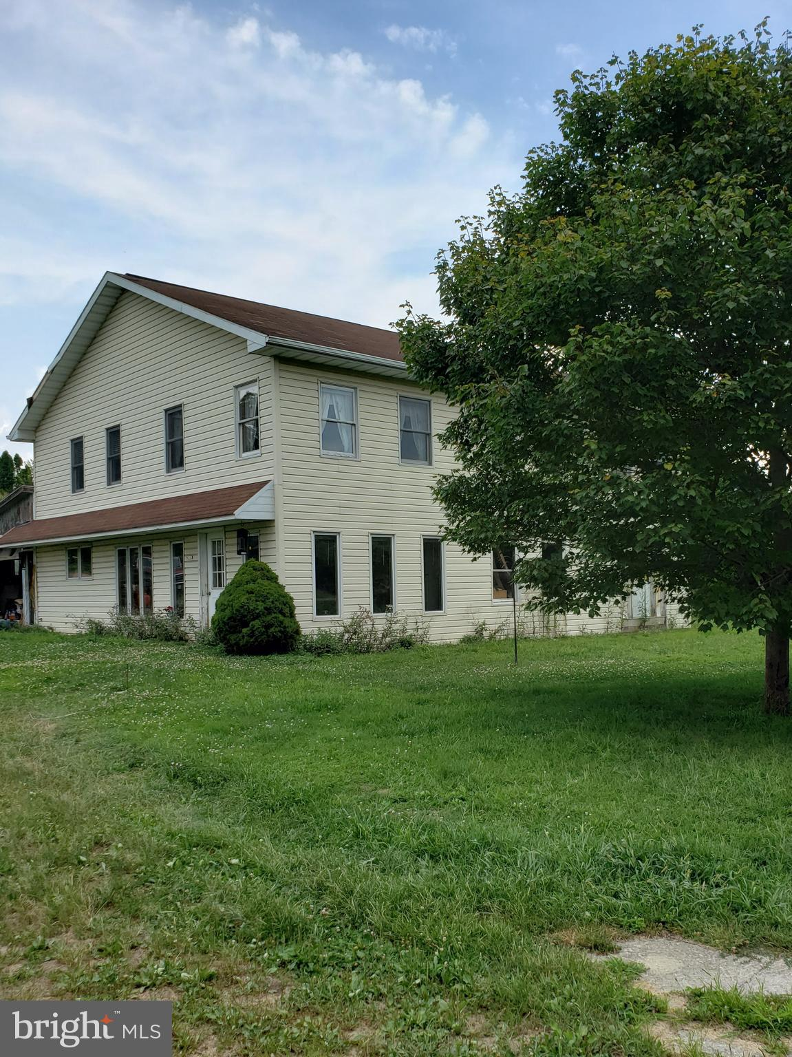 The family homestead can be used for farming, subdivided or left as a single family home with privacy galore. Perfect location in Lititz.  Do not drive onto the property with out prior approval.