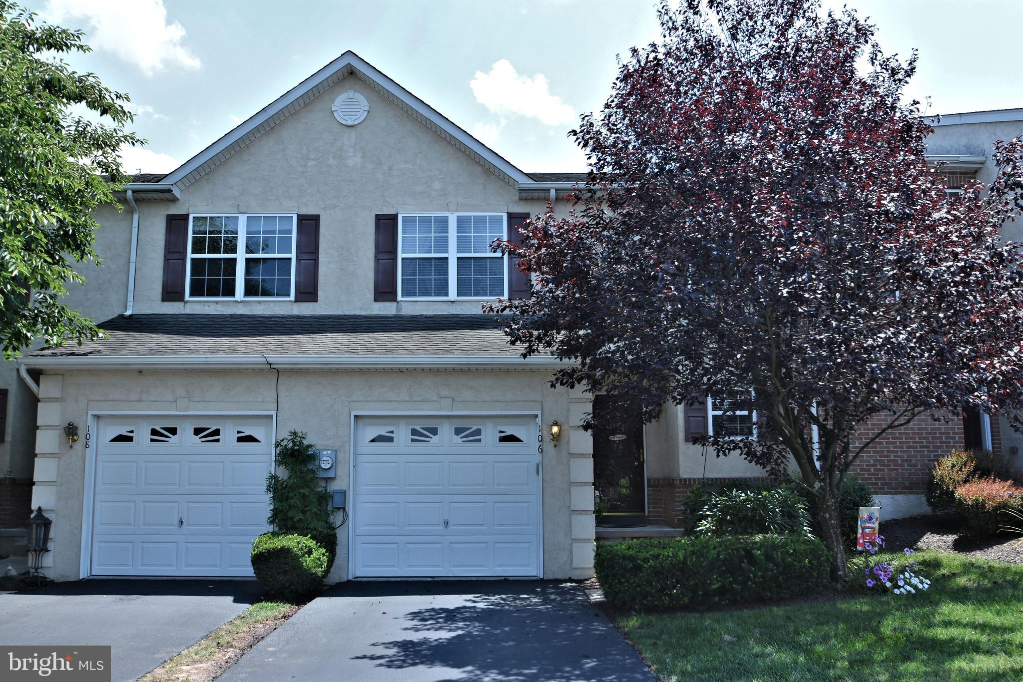 106 HILLCOURT DRIVE, RED HILL, PA 18076