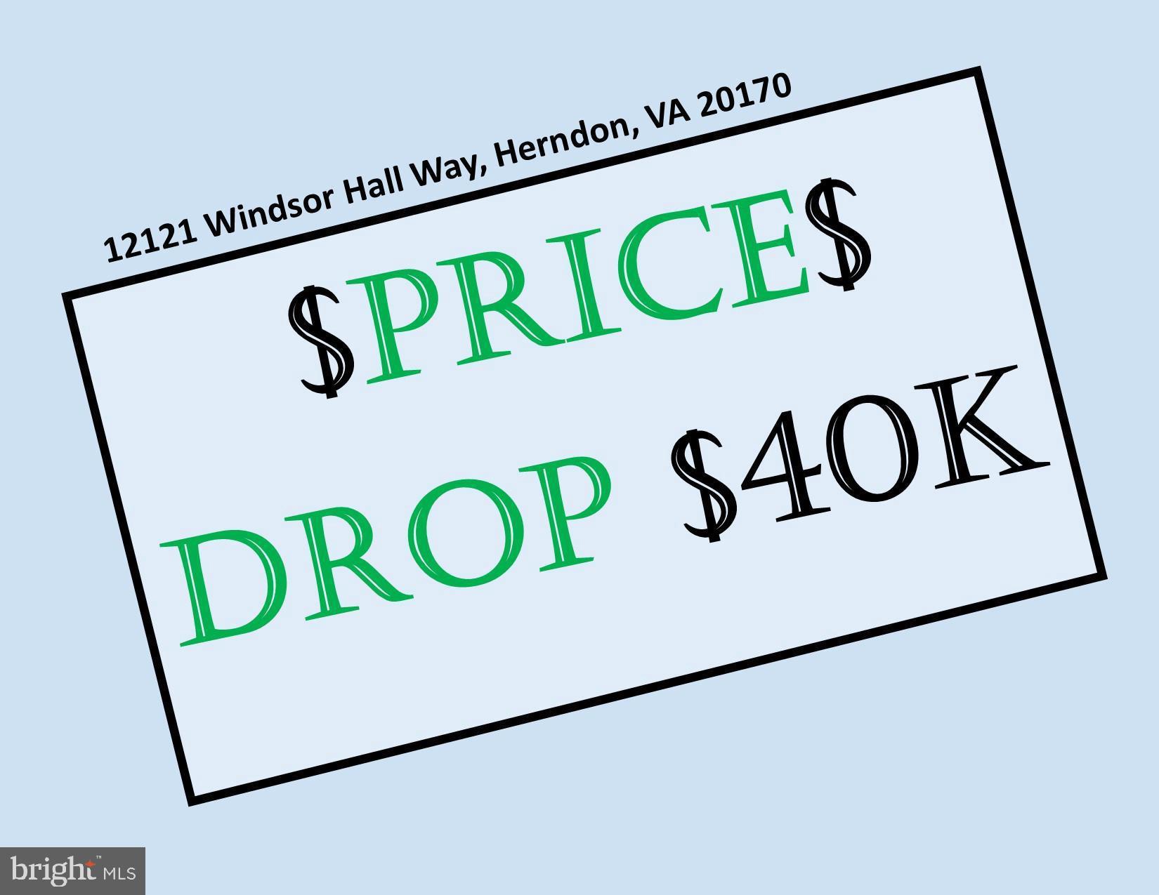 12121 WINDSOR HALL WAY, HERNDON, VA 20170