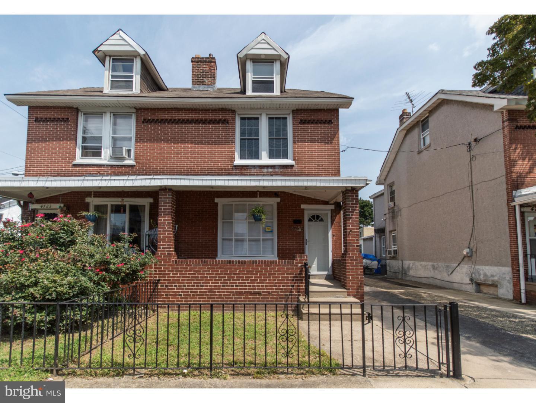 4725 Knorr Street Philadelphia, PA 19135