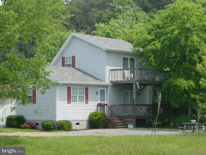 1203 MCGLAUGHLIN ROAD, FISHING CREEK, MD 21634