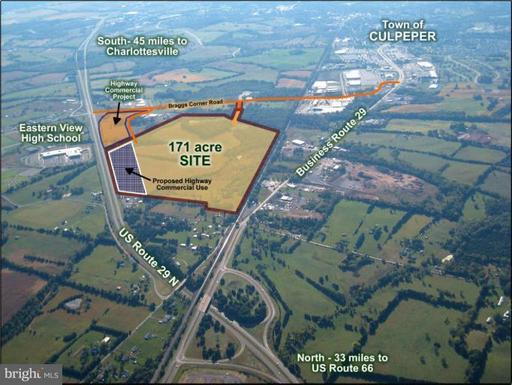 Property for sale at James Madison Hwy, Culpeper,  Virginia 22701