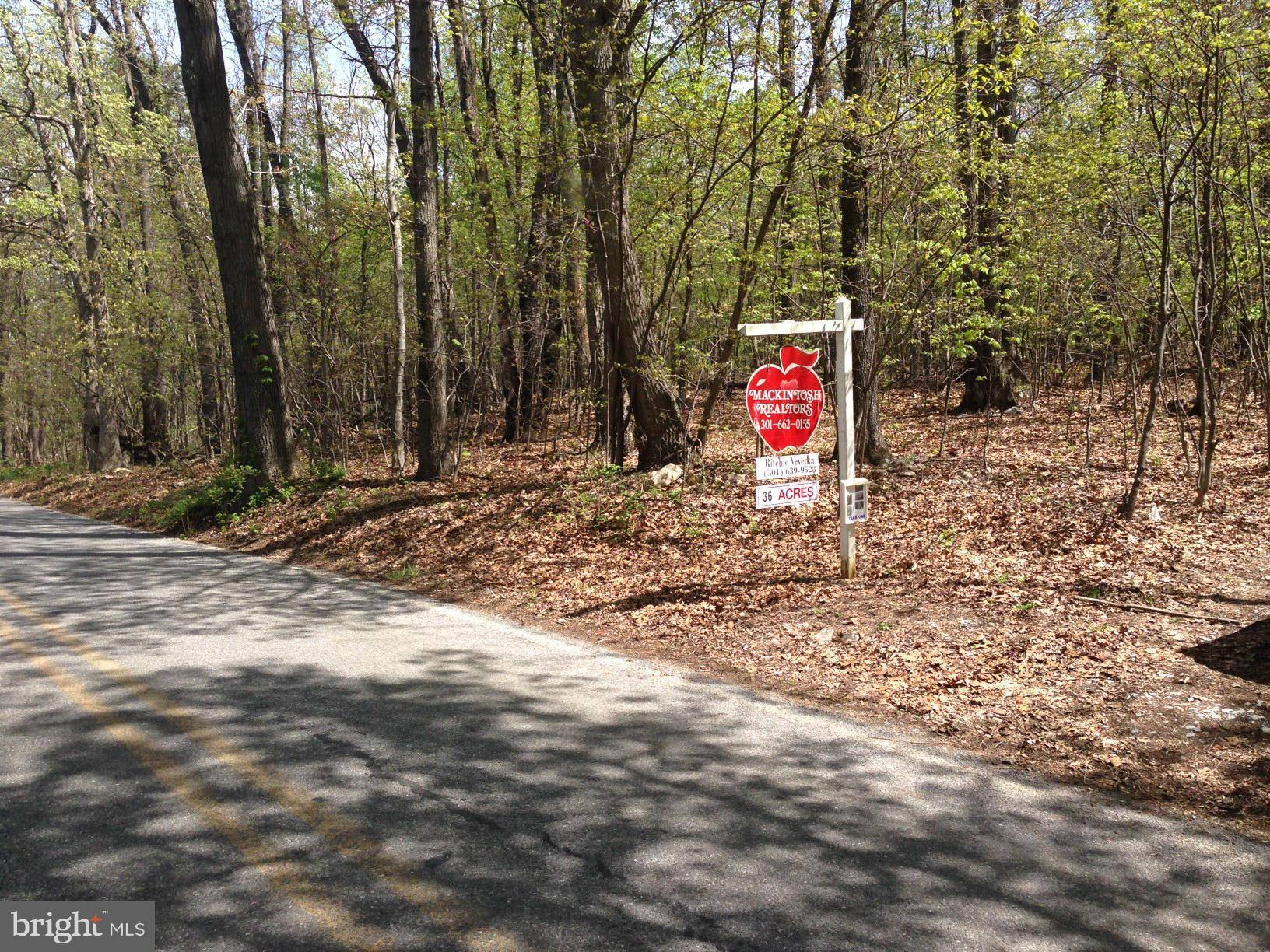 HOFFMASTER ROAD, KNOXVILLE, MD 21758