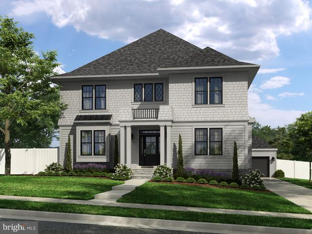 Timeless design and finishes, MATTHEW GOLD is creating another classic beauty. Featuring a traditional center staircase, allowing for a natural flow and open layout. White oak flooring, butlers pantry, full bar, two fireplaces, back breakfast porch, billiards room and gym. Detached garage. This house has it all. Delivery Jan 2019.