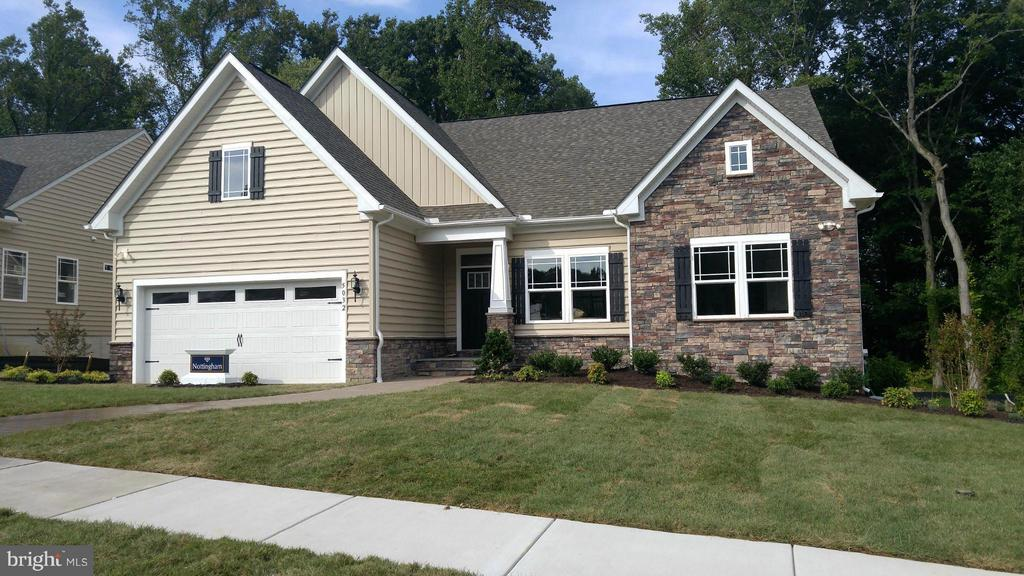 NOW OPEN!  Gemcraft Homes model in Shirley Ridge.  Rancher with 3 bedrooms, 3 full baths, finished lower level rec-room.  Visit this lovely community close to I-95, I-695, White Marsh Mall and many recreational areas.  Many floor plans to choose from. Taxes are estimated and photo' s are of a like model.