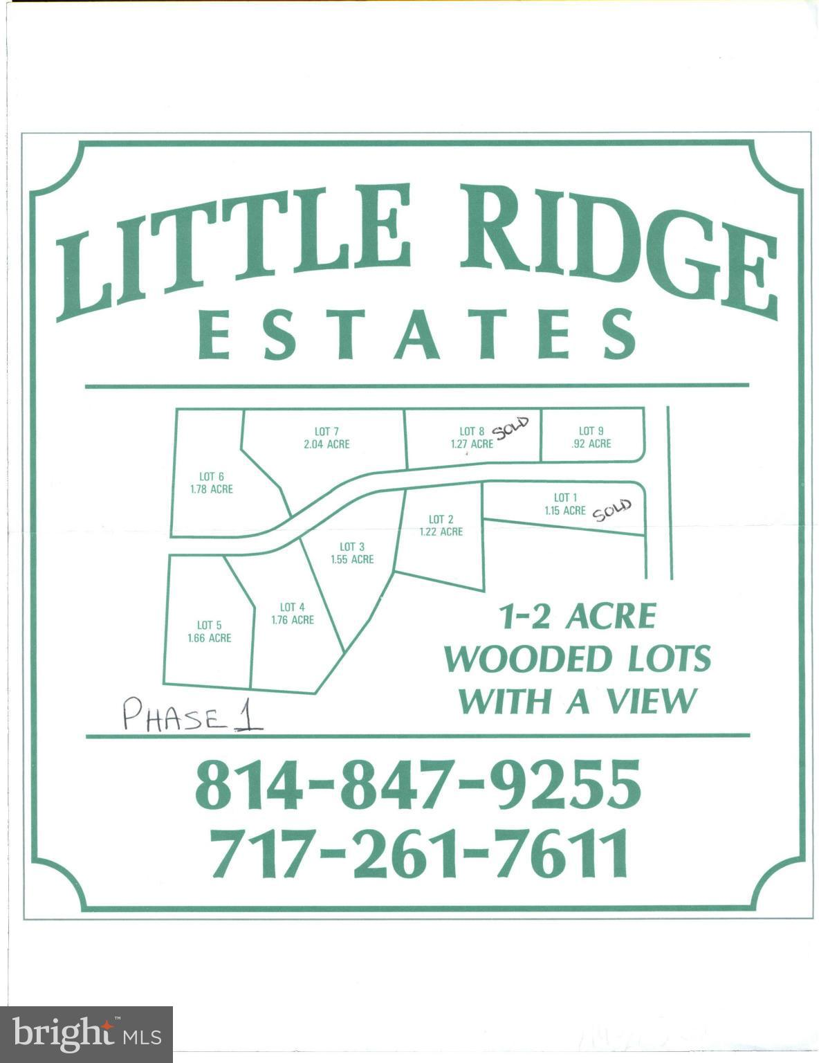 RIDGE WAY DRIVE LOT 9, EVERETT, PA 15537