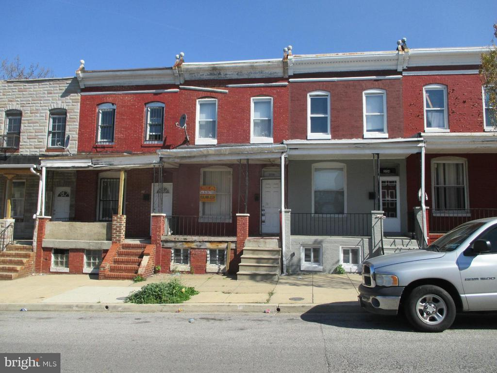 POST AUCTION DEAL: Call Office To Buy Now! Sold To The Highest Bidder Over $8,500. 2 Story Porchfront Townhome in Shipley Hill. Property is Vacant. Believed To Contain 3BR/1BA. Agents Register Your Clients.