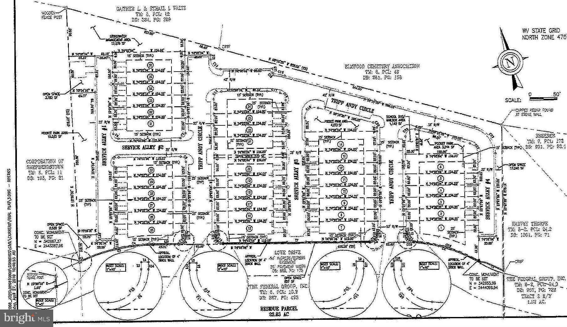 LOWE DRIVE, SHEPHERDSTOWN, WV 25443