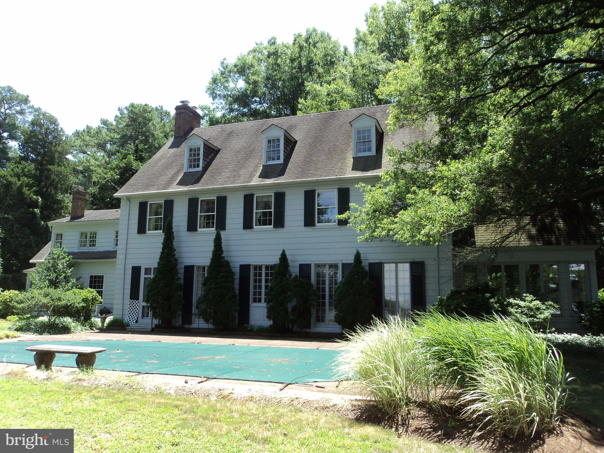 8620 DONCASTER ROAD, EASTON, MD 21601