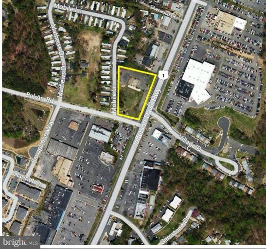 2 Lots - 14240 & 14304 Jefferson Davis - Approximately 1.617Acres - Zoned B-1 (General Business) in Prince William County - Corner location at an signalized intersection. Public Water and Sewer On Site. All Utilities On Site. Established Retail Corridor. Strong Demographics. Perfect for Restaurant/Fast Food, Bank, Office, Retail, Gas Station and many other uses.