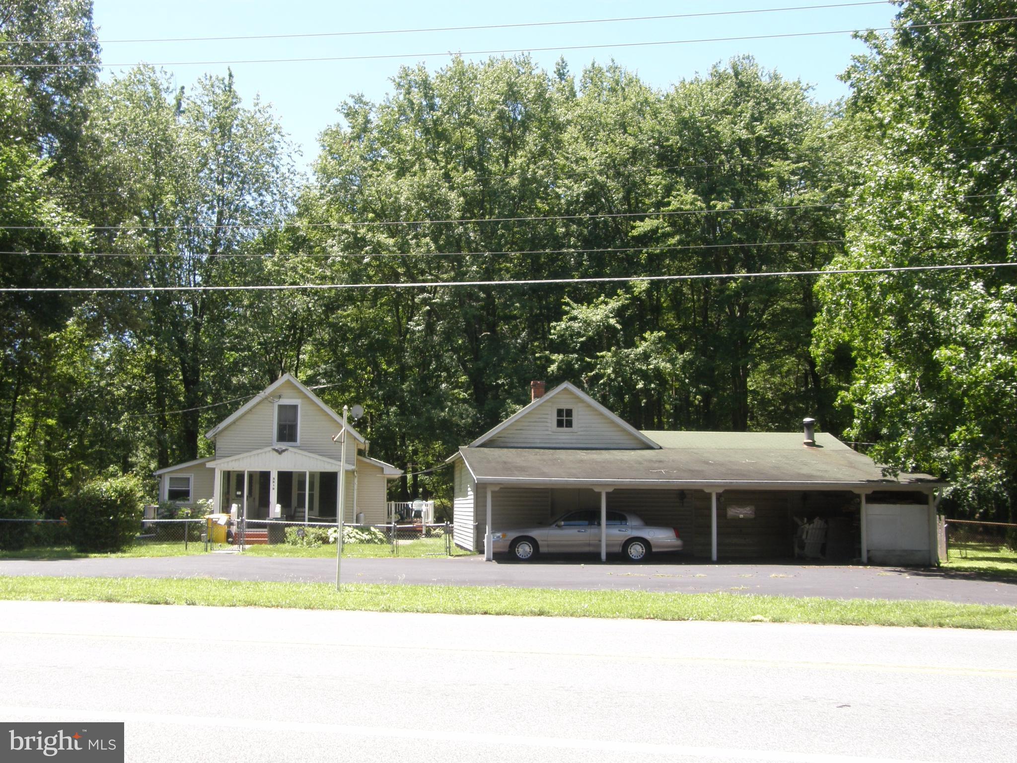 5510 DEALE CHURCHTON ROAD, CHURCHTON, MD 20733