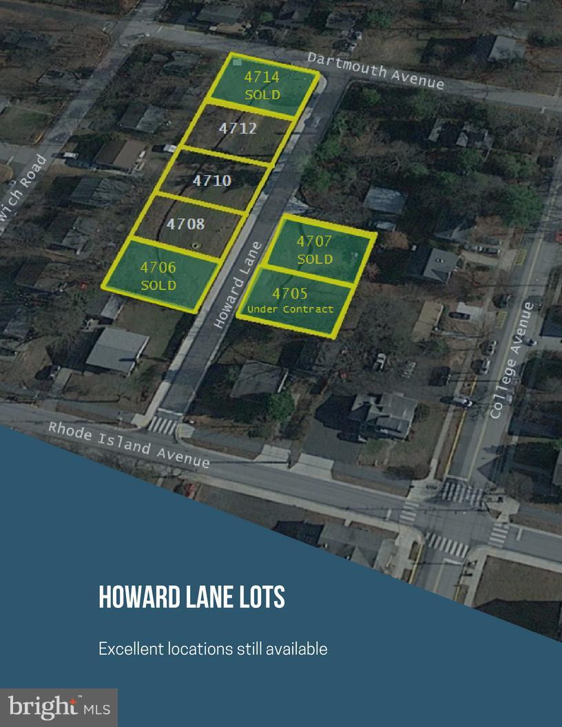 4712 HOWARD LANE, COLLEGE PARK, MD 20740