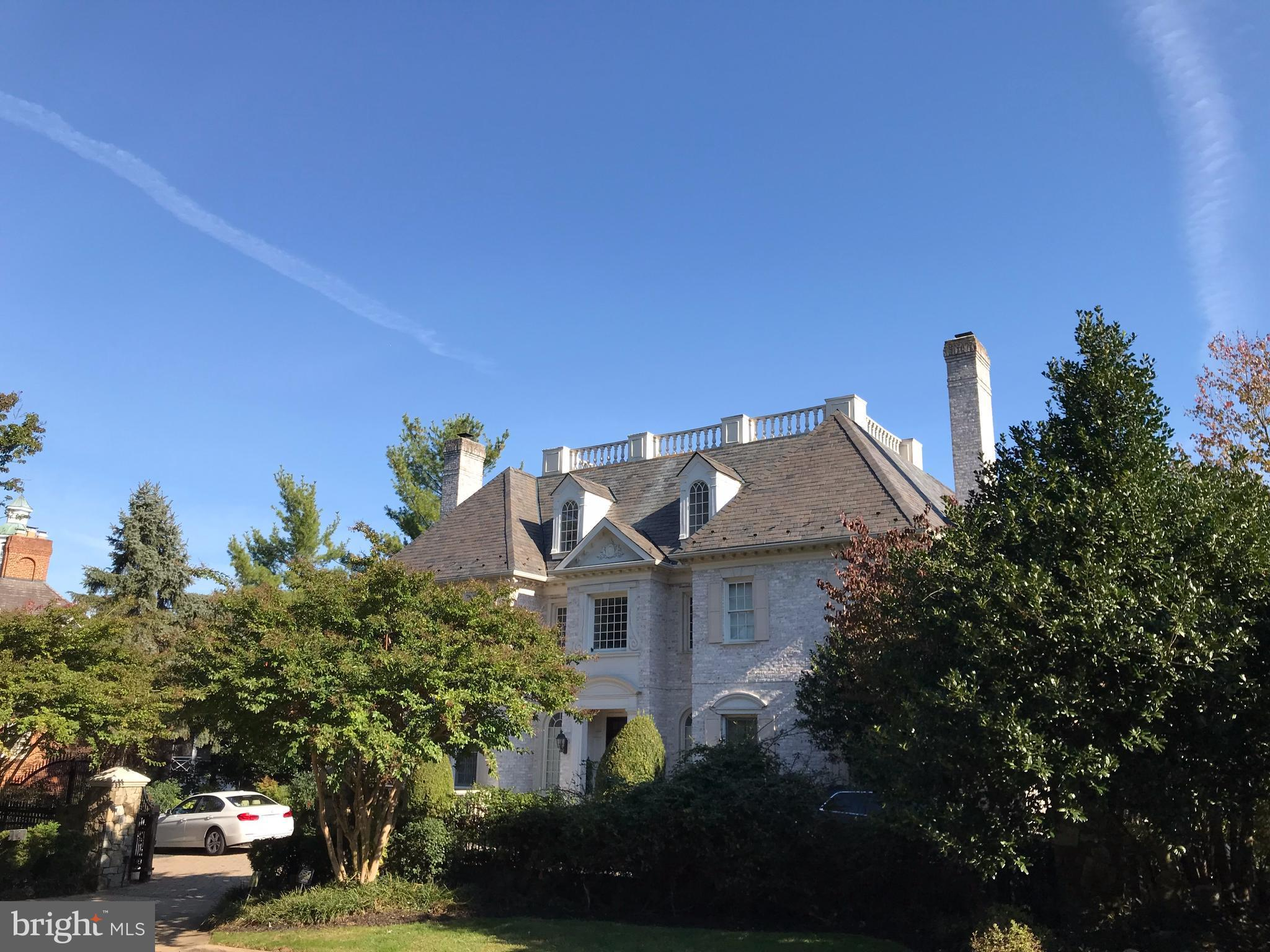 **FULLY FURNISHED BREATHTAKING MANSION IN PRESTIGIOUS BALLANTRAE FARM**ELEVATOR**minutes to DC, 66 & 495 ..Luxurious in every aspect.rare to find, great for entertainment**2 story marble foyer, wood panelled walls, cherry wood cabinet in library, in-laws suite,2 washers & 2 dryers, walk out basement 2nd kitchens & much More.***COULD BE RENTED SHORT TERM for higher price. Could be leased for up to 4 years