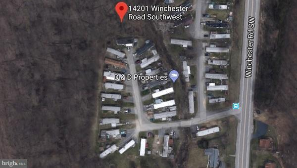14201 WINCHESTER ROAD, CUMBERLAND, MD 21502
