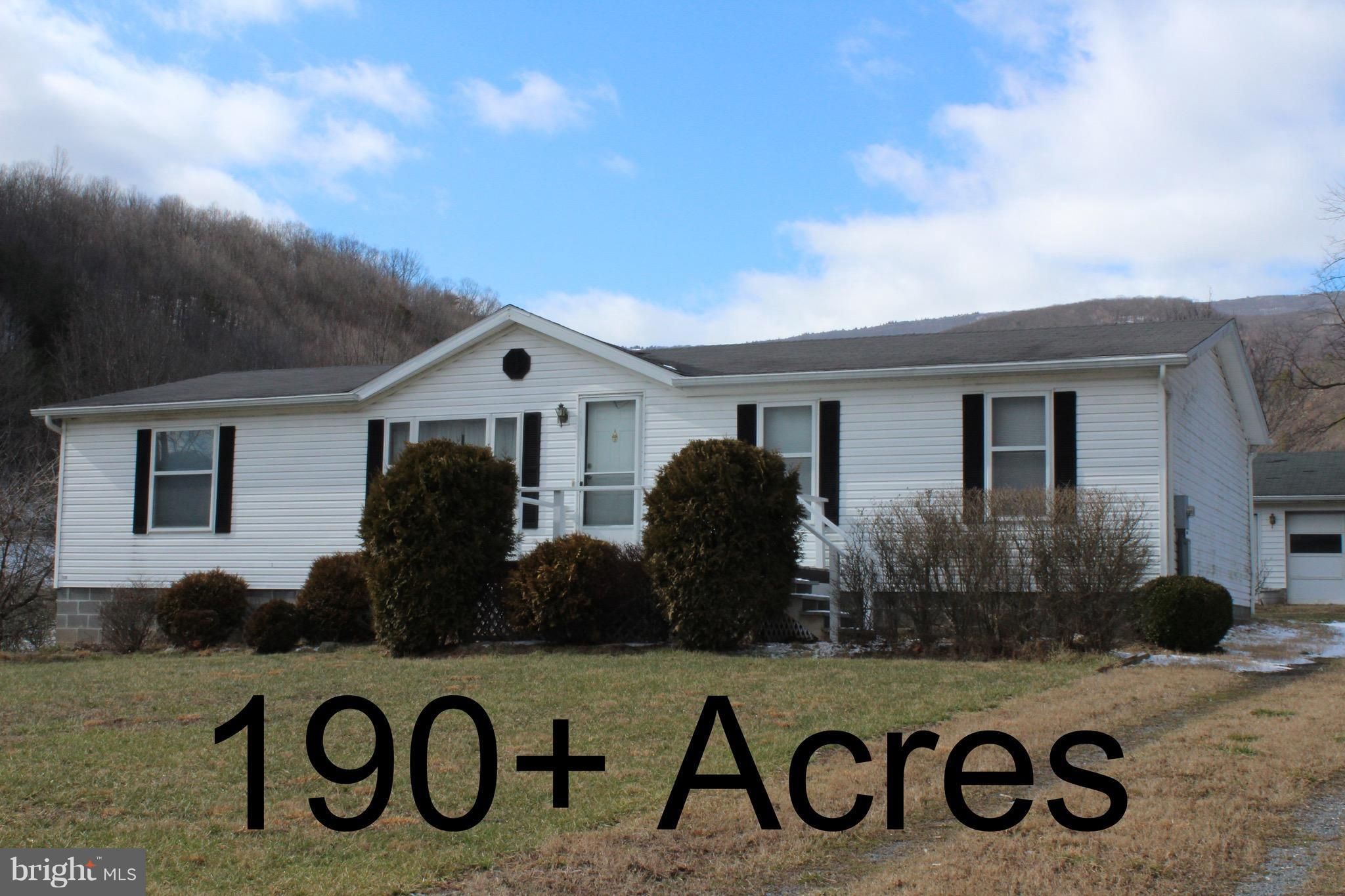 449 LAUREL RUN ROAD, MOUNT STORM, WV 26739