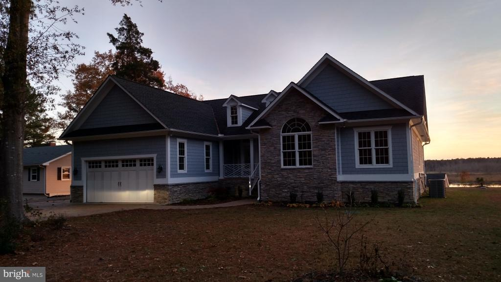 131 COURTHOUSE LANDING TERRACE, KING AND QUEEN COURT HOUSE, VA 23085