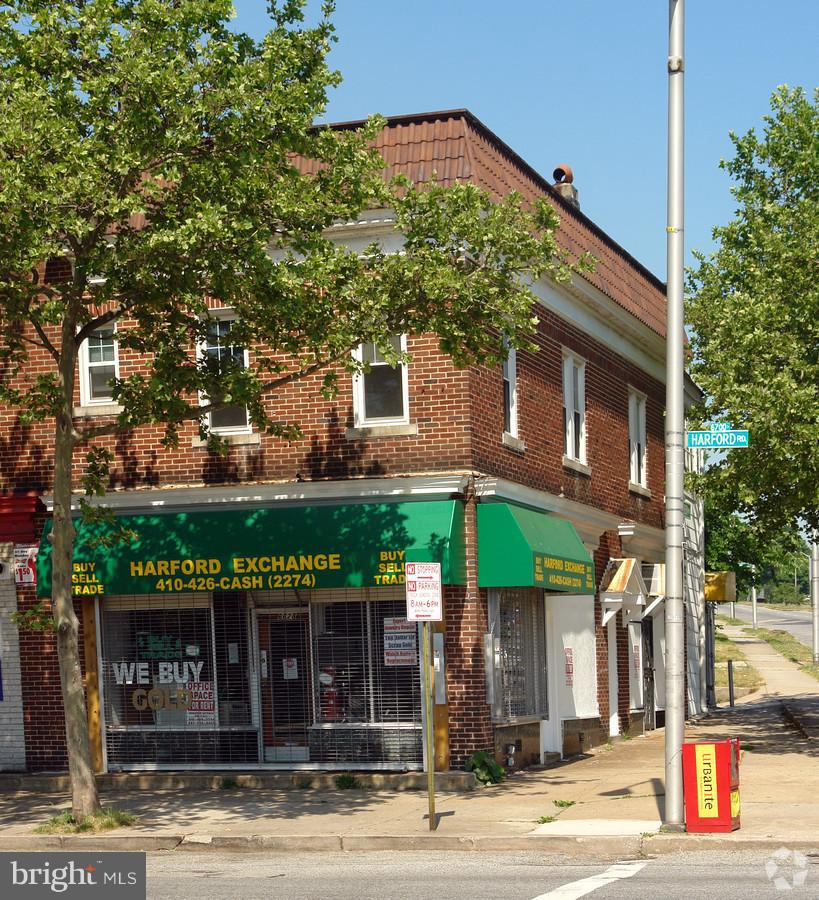 6628 Harford Rd, Baltimore, MD Commercial Lease Property Listing