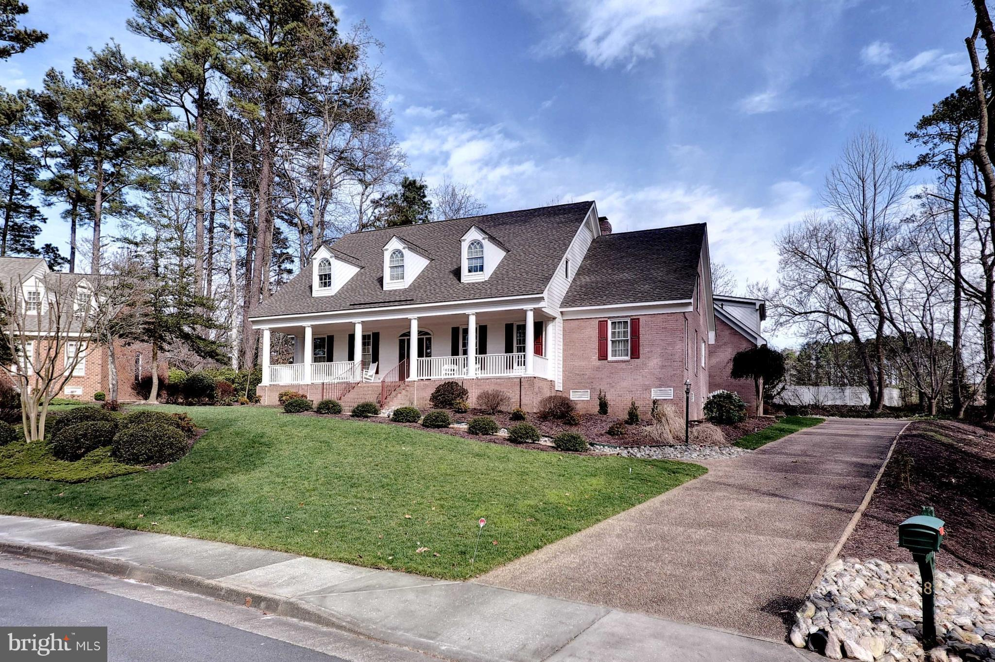 8 WHITBY COURT, WILLIAMSBURG, VA 23185